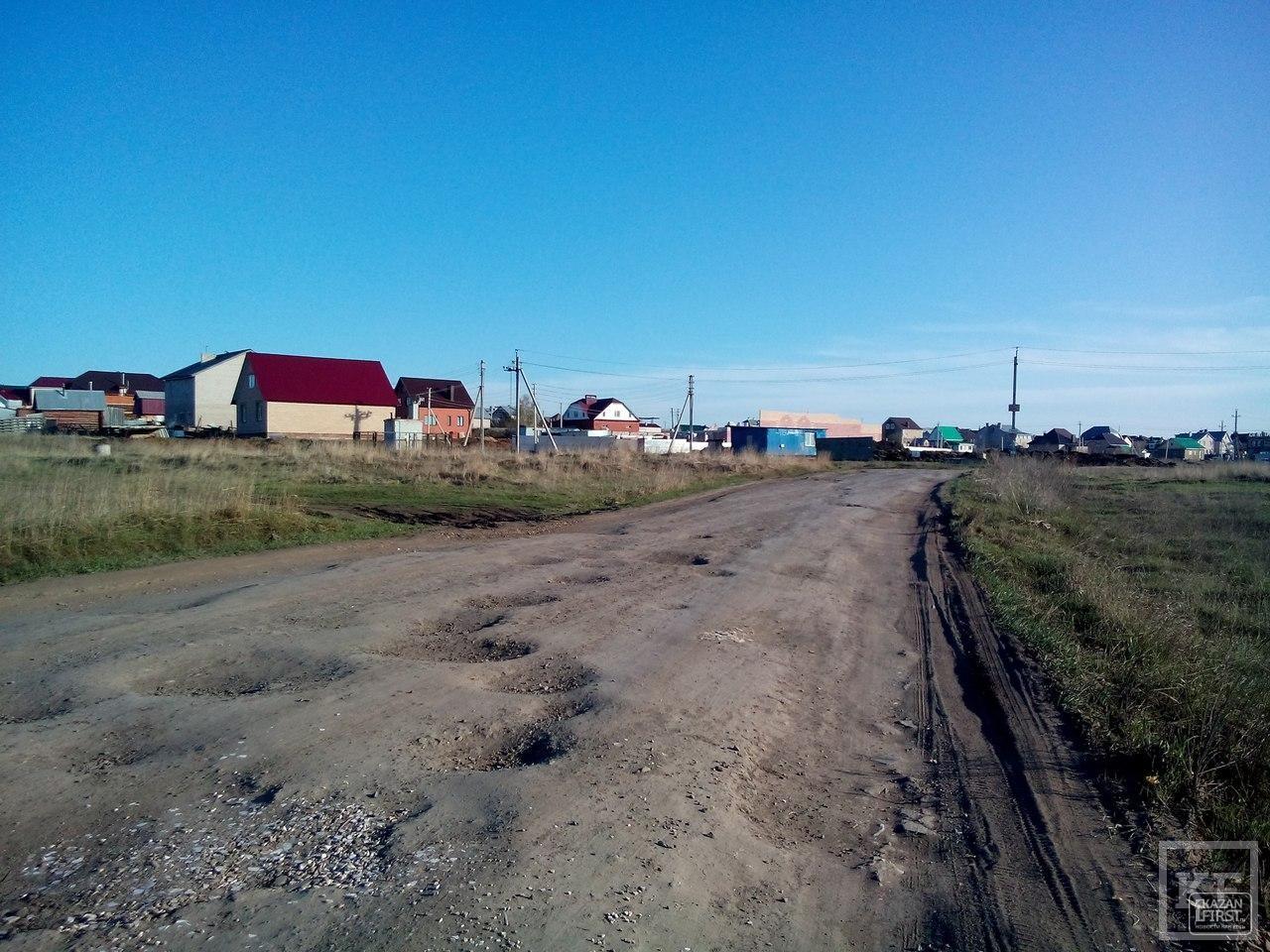 Власти Набережных Челнов вспомнили об удаленном городском поселке, но только чтобы оштрафовать его жителей