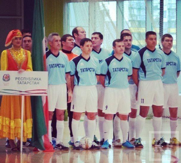 Минниханов выложил в Instagram фотографии с открытия чемпионата по мини-футболу