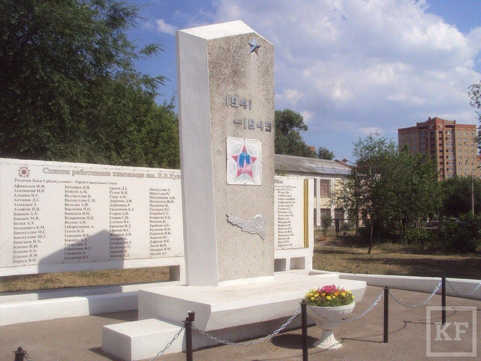 Реконструкция памятника героям Великой Отечественной войны на «Тасме» — это замечательный подарок ветеранам и труженикам тыла к 70-летию Победы
