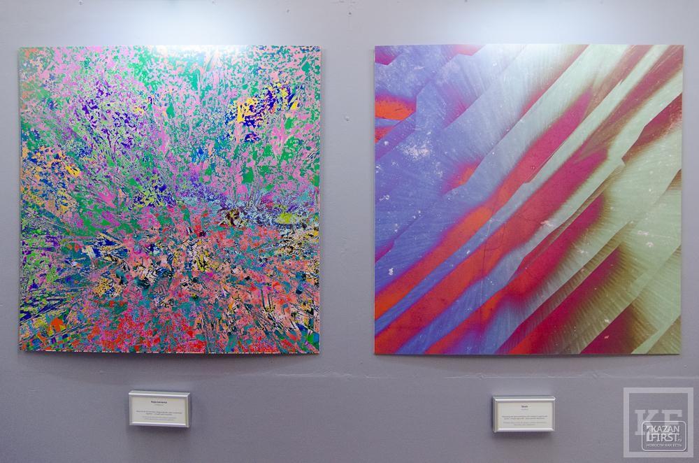 В «Штабе» открылась выставка glitch-art художницы Рейчел Уайт