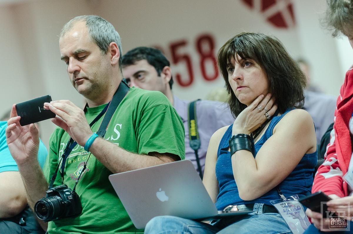 На Kazan Arene прошел НеФорум блогеров