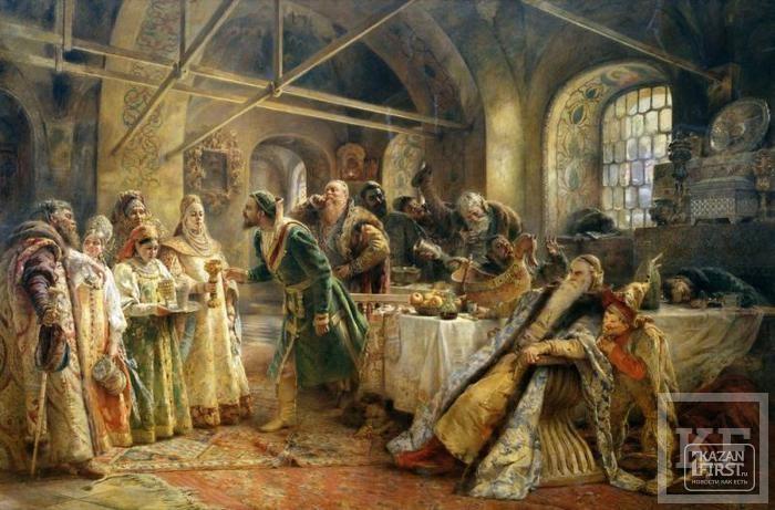 Александр Васильев рассказал на лекции в Казани, как татары повлияли на мировую моду