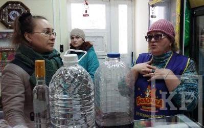 700 000 рублей штрафа грозит предпринимателю из Лениногорска, торговавшему контрафактным алкоголем