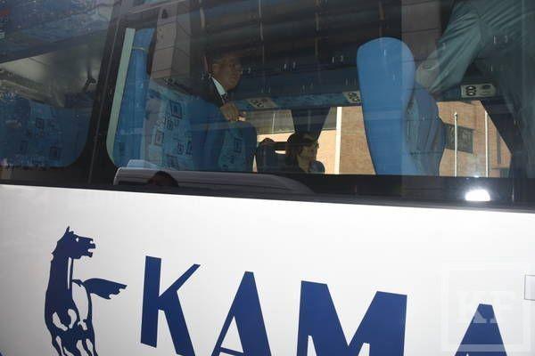 «Камаз» может открыть на Кубе сервисный центр