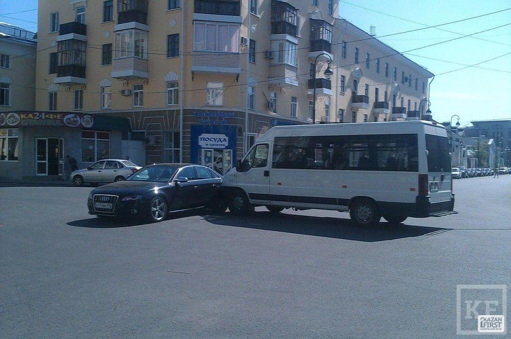 Известный казанский блогер Адель Ягудин попал в ДТП [фото]