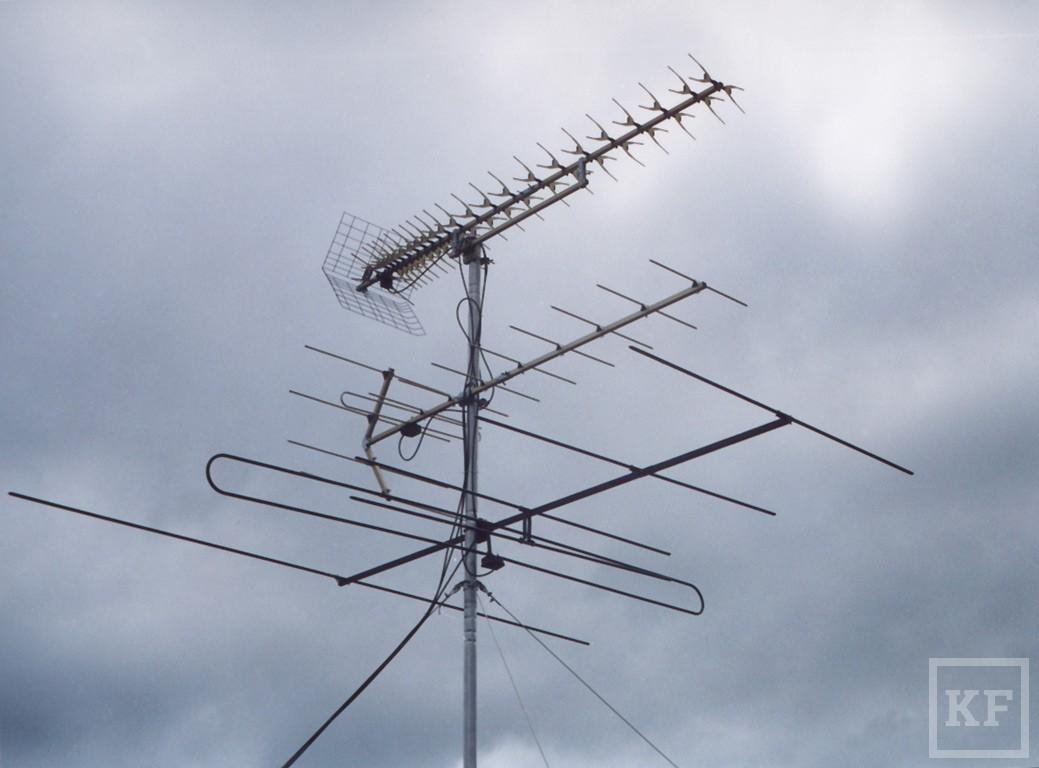 В Челнах идет война за коллективные антенны: две компании не могут решить, кто должен взимать плату за них