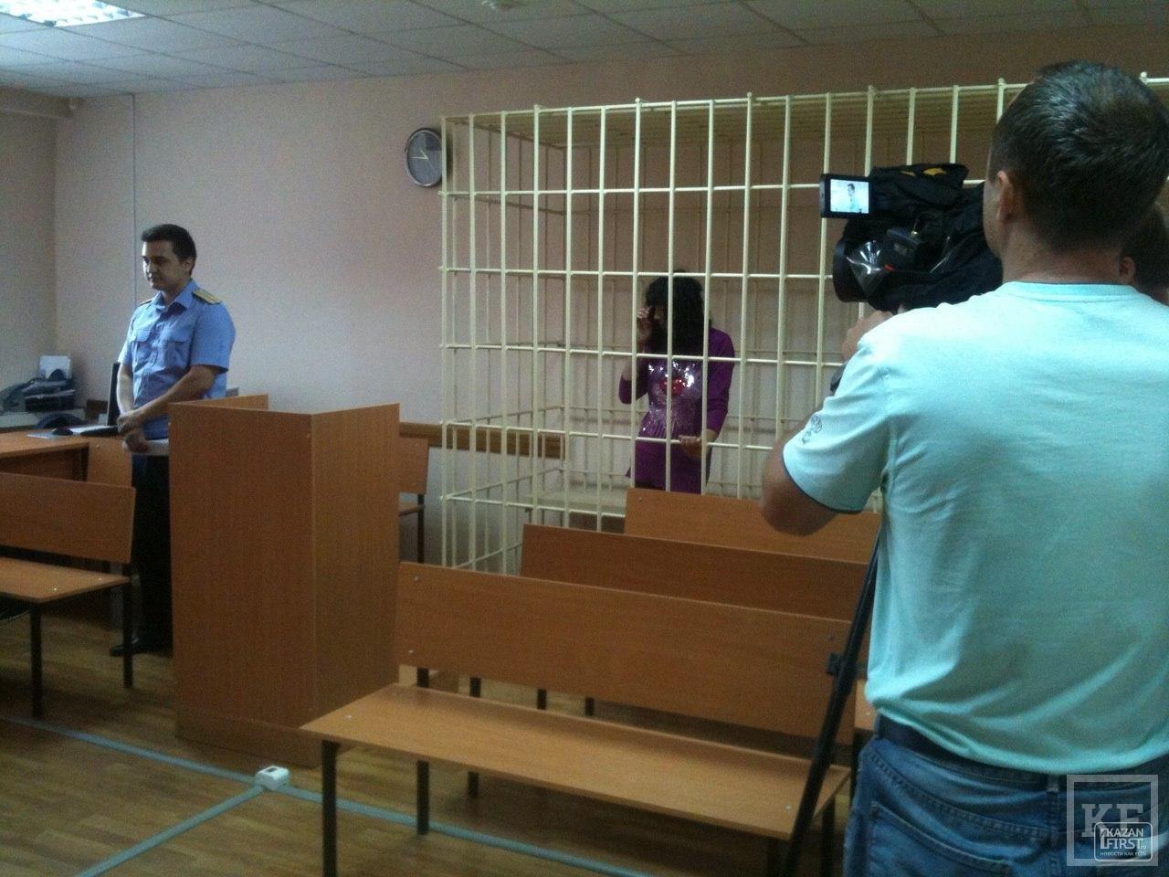 Жительница Казани, бросившая новорожденного в сумке на морозе, арестована до 21 августа