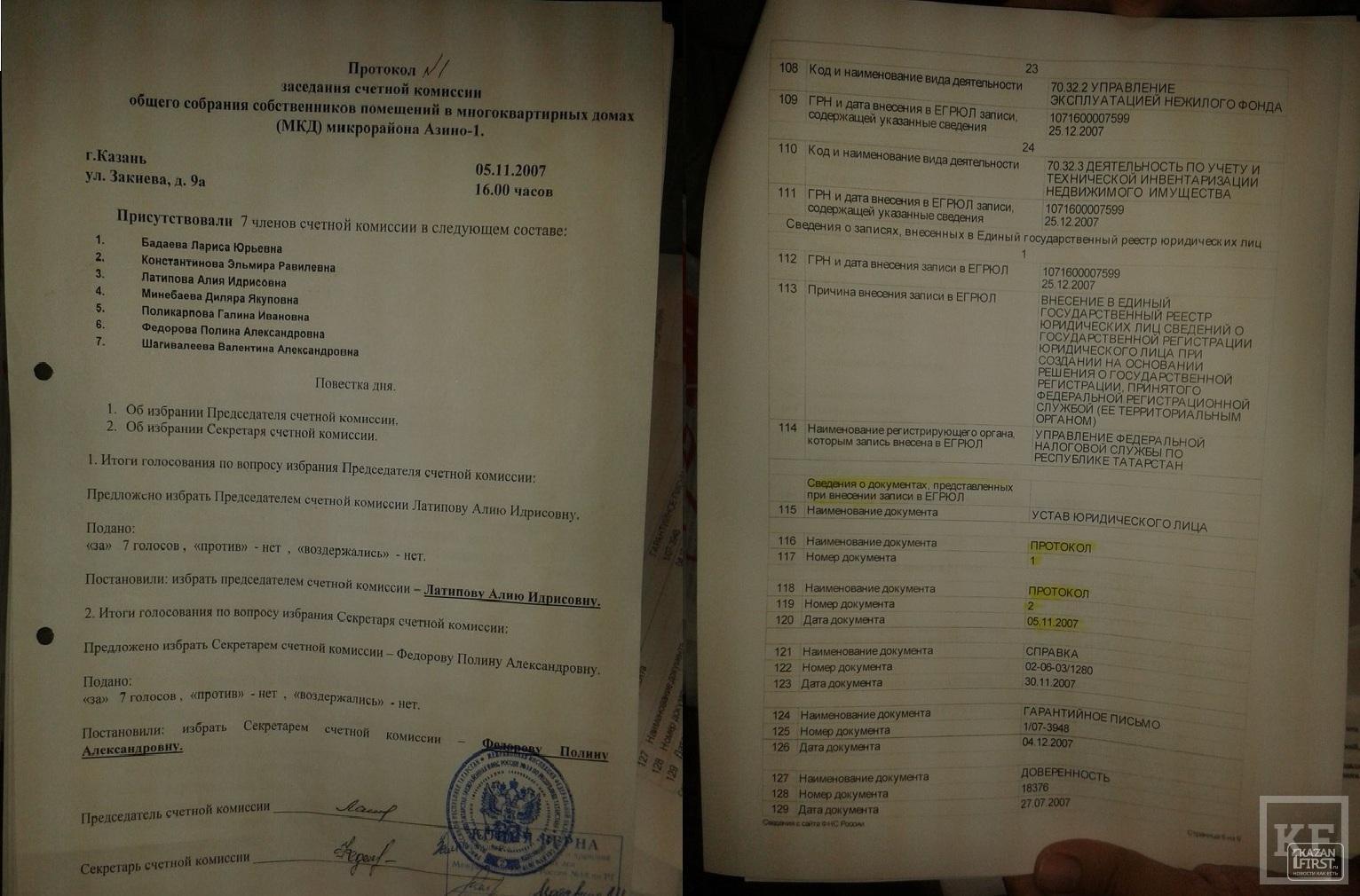 Инициативная группа ТСЖ «Азино-1»: «Компания была создана незаконно – нет протокола собрания собственников жилья»