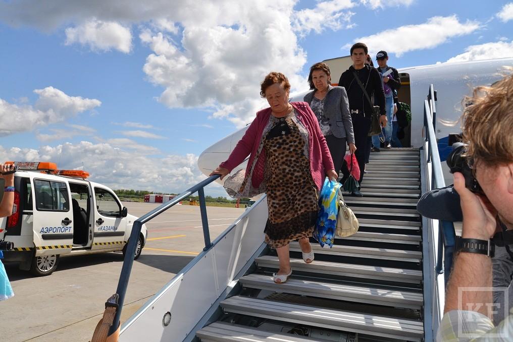 Казань встретила Астану: авиаперевозчик Scat возобновил сообщение между столицами