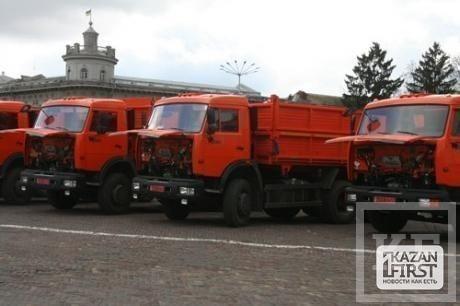 Похищенные в Чернигове «Камазы» будут возвращены владельцу