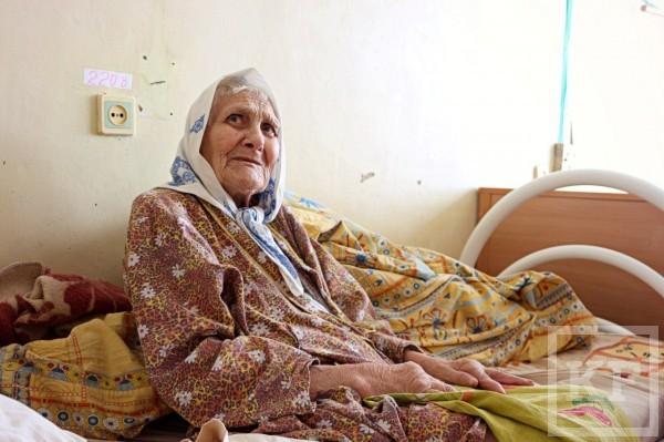Правительство РТ собирается платить семьям, которые примут пожилых и инвалидов