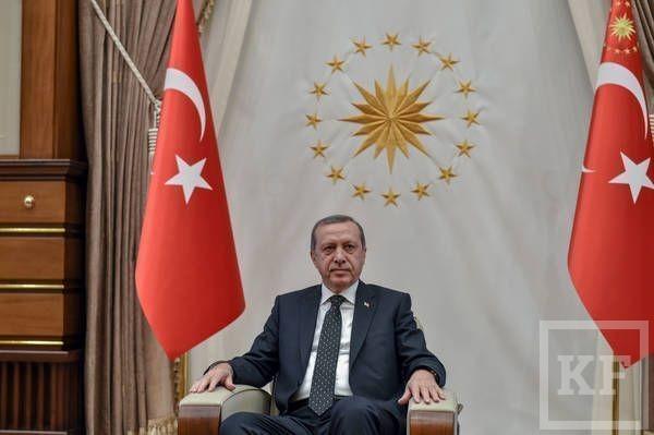 Рустам Минниханов и президент Турции обсудили вопросы экономического сотрудничества