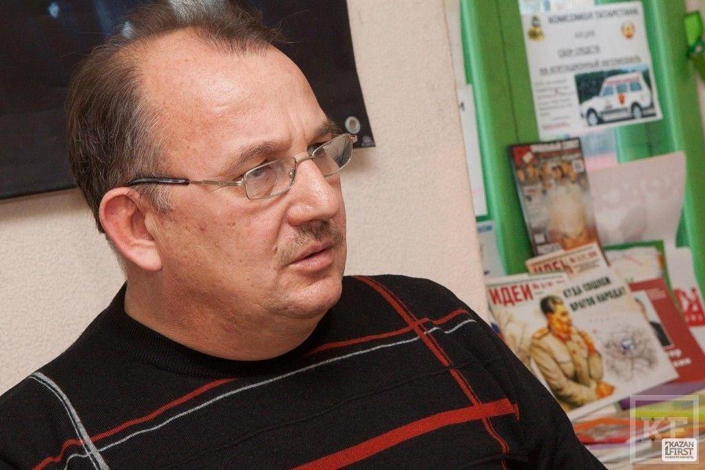 Альфред Валиев: «КПРФ превратилась в лавочку по продаже депутатских мандатов»