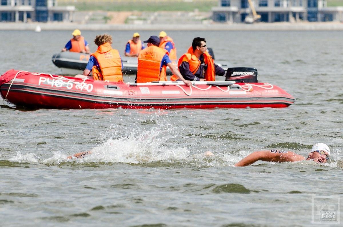 Трое пловцов, принимающих участие в водном ЧМ-2015, получили переохлаждение — наша вода оказалась для них слишком холодной