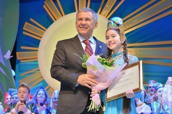 Рустам Минниханов о «Созвездии-Йолдызлык»: концерту нужен зал побольше
