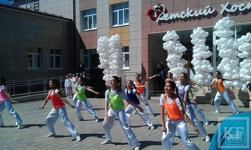 В Казани открылся первый в Татарстане детский хоспис