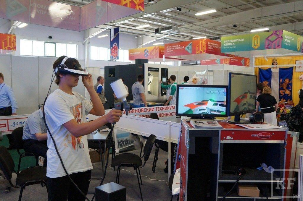 Чемпионат WorldSkillsRussia: организаторов больше чем молодежи