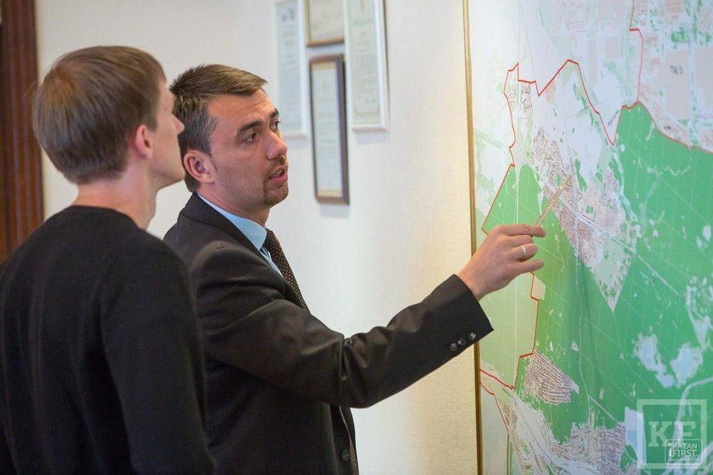 Дамир Фаттахов: «Это будет крупнейший парк на 84 гектара. Он передаст историю нашей Казани»