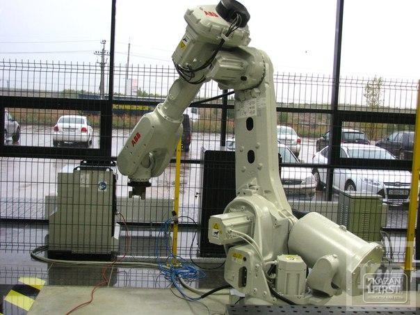 В Челнах обсудили, нужны ли роботы на предприятиях
