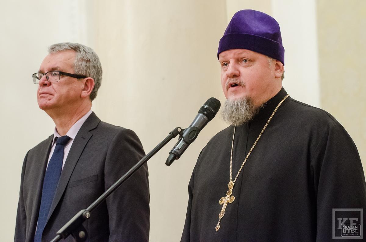 В Казани прошел Сретенский бал
