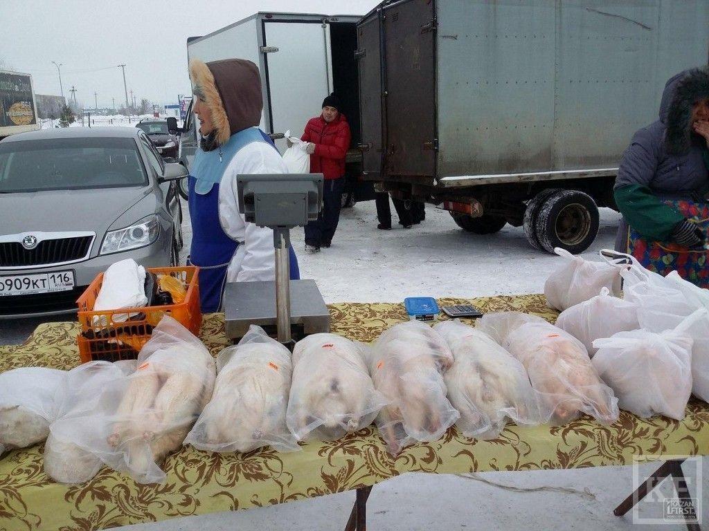 Нижнекамцы раскупили заинский сахар