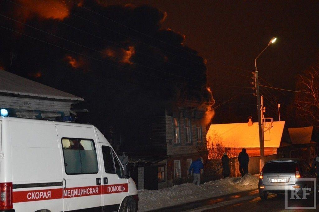 Стали известны подробности гибели жителя Елабуги, спасшего из огня беременную девушку
