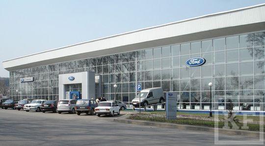 Ford примеряет на себя сервис будущего