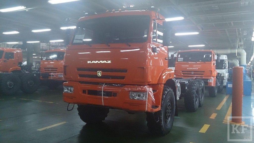 Олег Афанасьев: «Сама по себе задача продать 80 тысяч грузовиков – не является очень уж амбициозной или недостижимой»