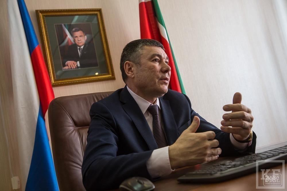 Назиб Нурутдинов: «Когда я пришел с образцом тактильной плитки, мне сказали: где ты был перед Универсиадой?»