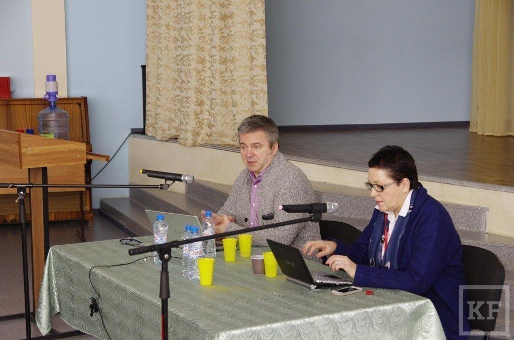 Сергей Гиль: «Татарстан пока первая территория в России, где можно заняться педагогикой»