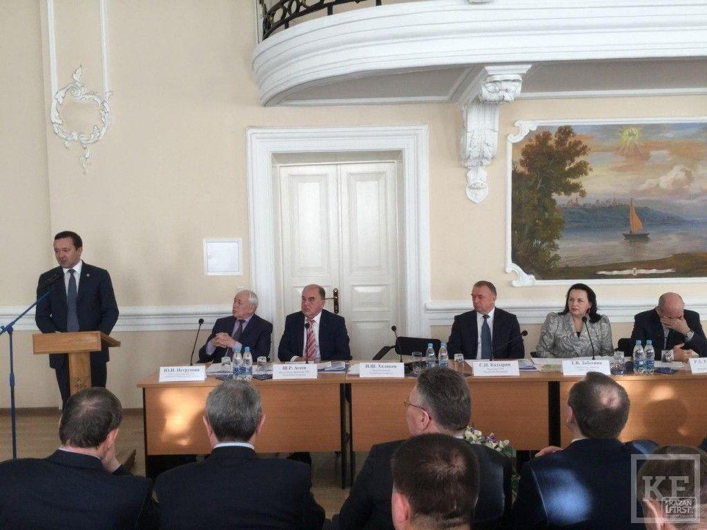 """Рустам Минниханов: «Мы спорили, доказывали. Я уверен, что мы сохраним """"Камаз"""", а он — свои позиции»"""