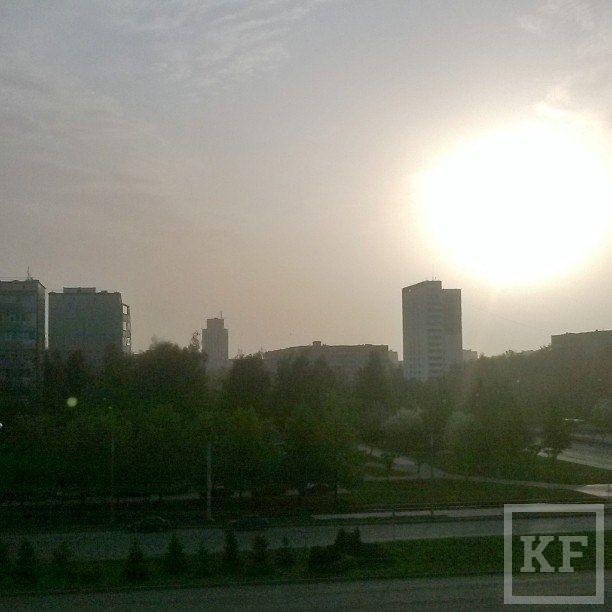 Флешмоб «Доброе утро, Татарстан!»: вторая неделя