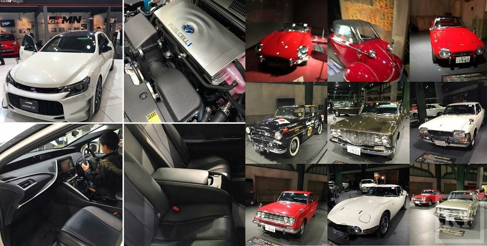 Минниханов «Вконтакте»: выставочный центр Toyota в Токио