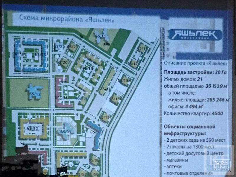 Опять не сдали: дольщики микрорайона Яшьлек в Челнах требуют ускорить строительство своих квартир