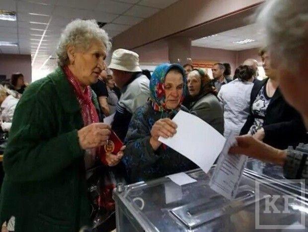 Референдумы на Восточной Украине прошли вопреки просьбе Путина