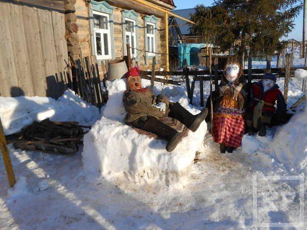 В чистопольские села пришла сказка