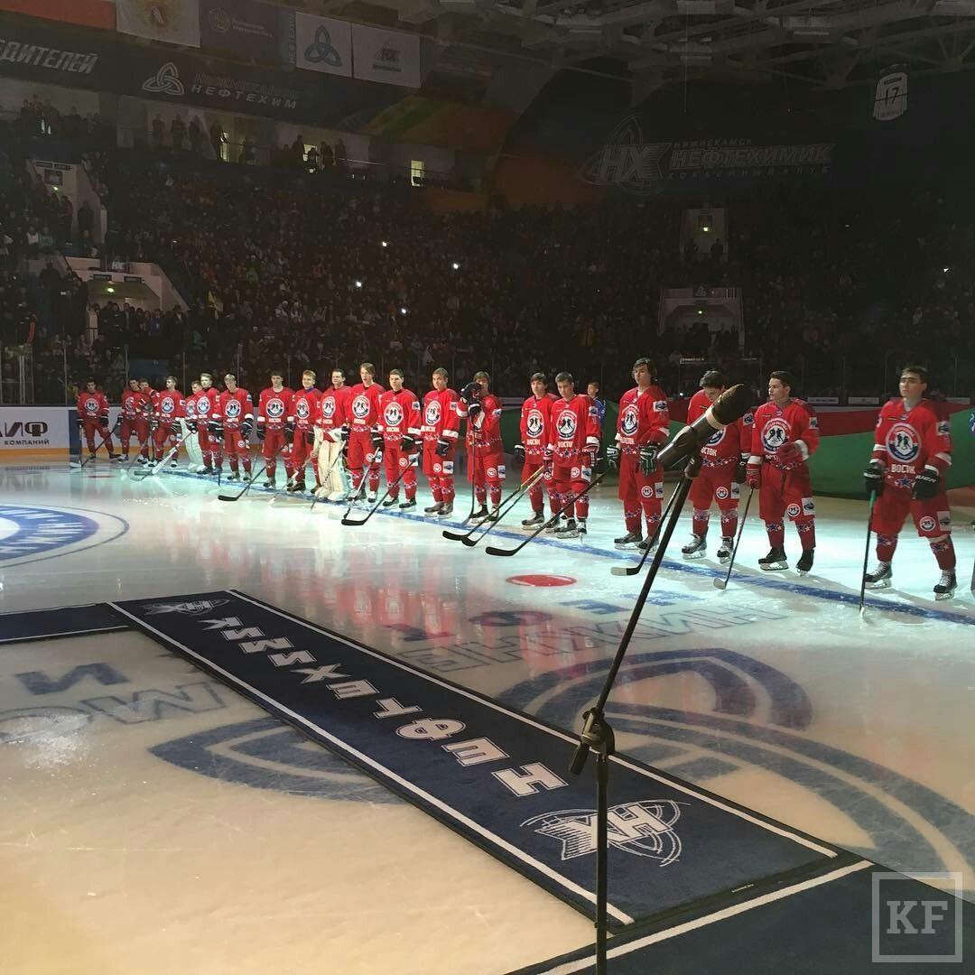 Минниханов «Вконтакте»: Кубок вызова в Нижнекамске