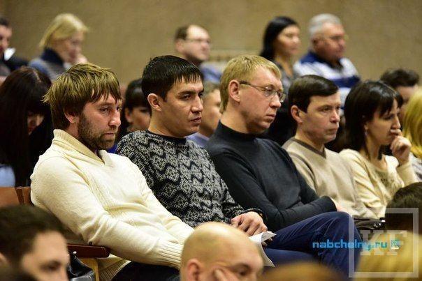 Челнинских предпринимателей вновь призвали выводить свой бизнес из теневого сектора экономики