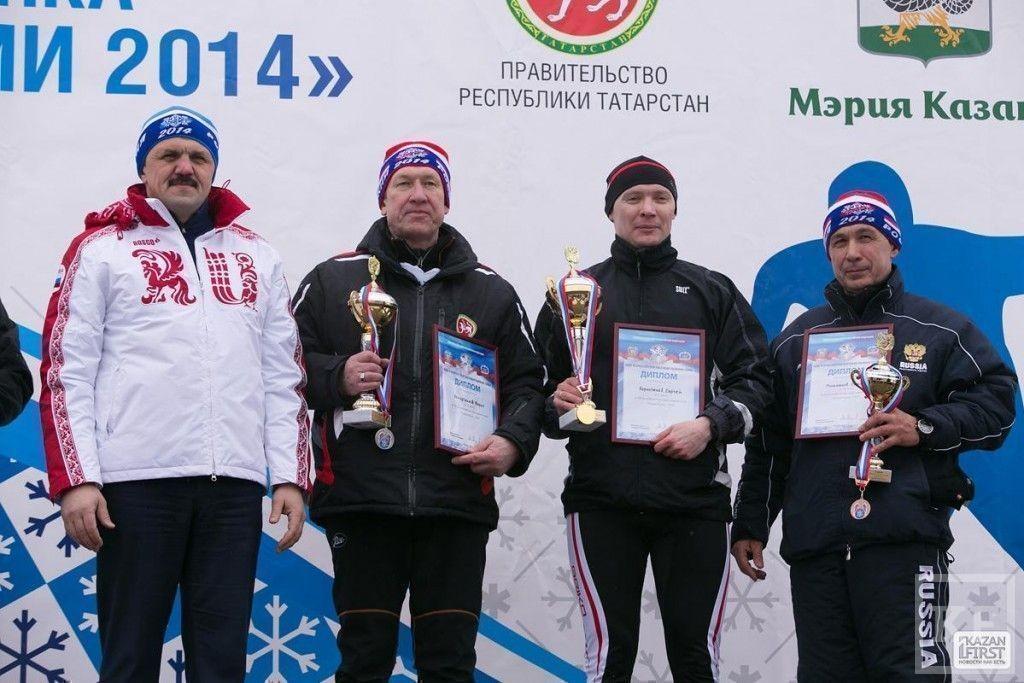 «Лыжня России-2014» в Казани: фоторепортаж