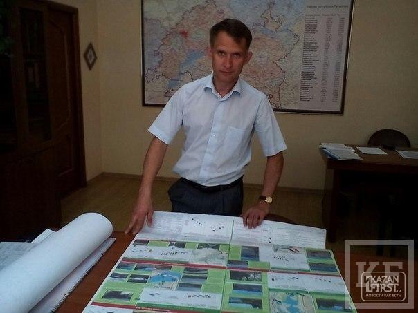 Споры вокруг статуса реки Казанка мешают властям наводить порядок в водоохранной зоне