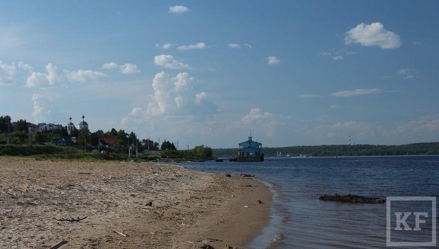 Рейтинг казанских пляжей