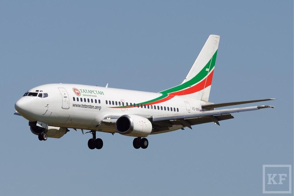 Топ-менеджмент авиакомпании «Татарстан» подозревают в получении «золотых парашютов»