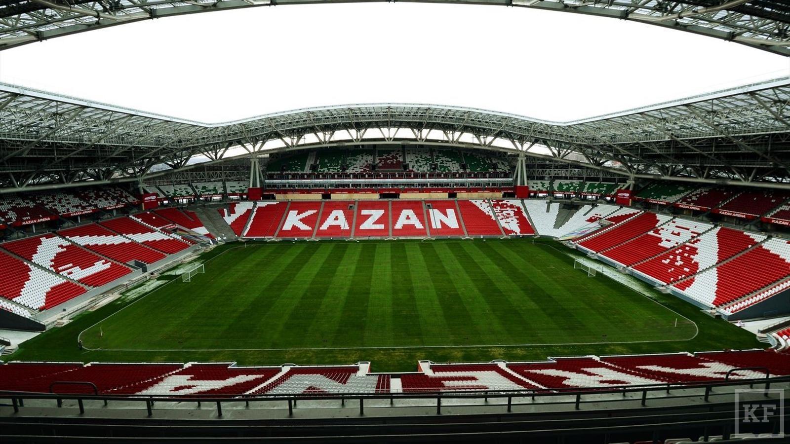 Стадион Kazan Arena пока не приносит прибыли