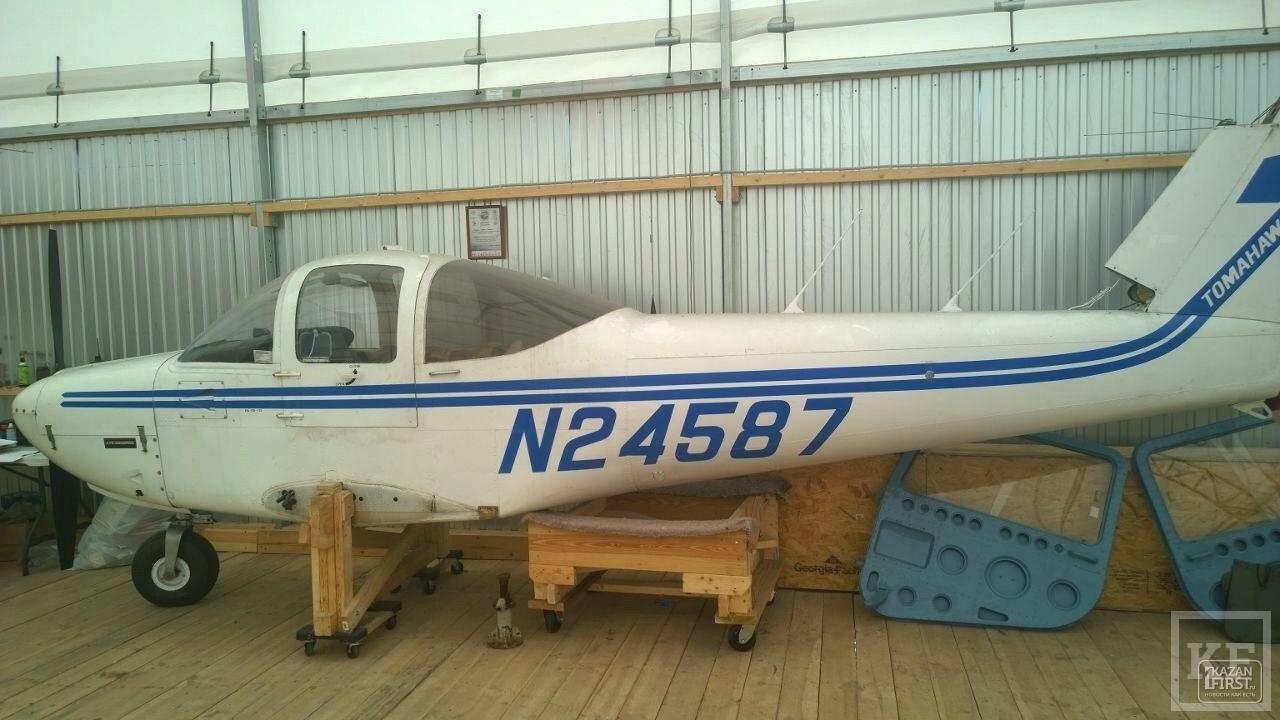 Приставы арестовали в Балтасях три самолета Cessna, принадлежащие гражданину США