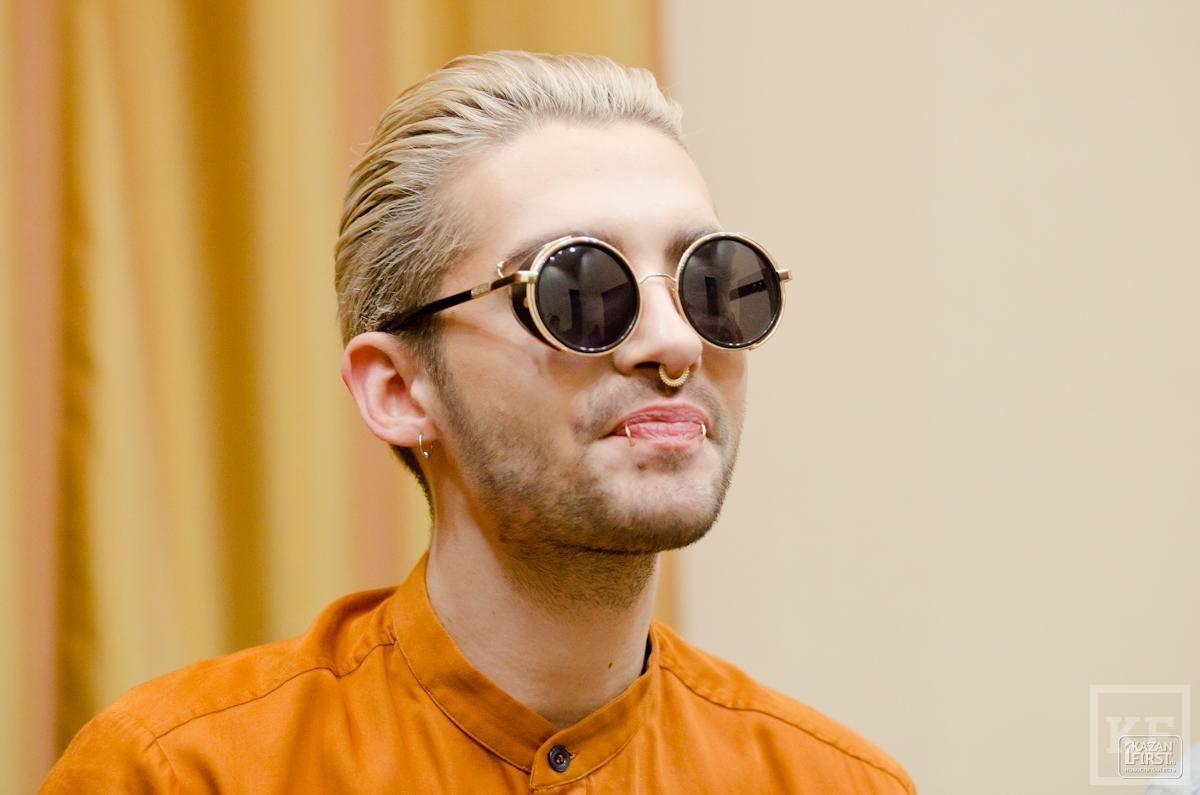Солист Tokio Hotel в Казани: Мне нравится, как одеваются русские девушки. Они производят впечатление очень сильных женщин