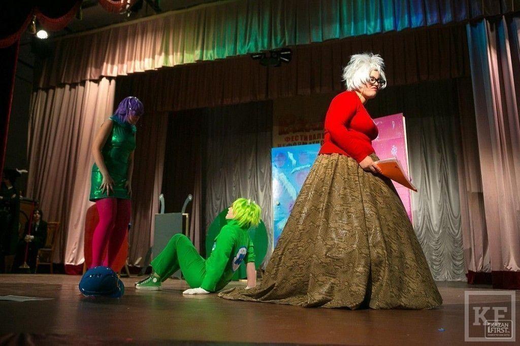 Фестиваль Parikara в Казани собрал вместе тех, кому хочется побыть кем-то другим