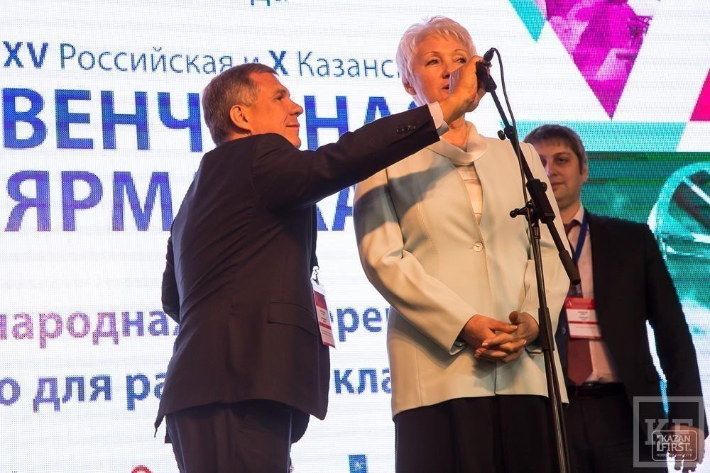 В Казани стартовали венчурные ярмарки