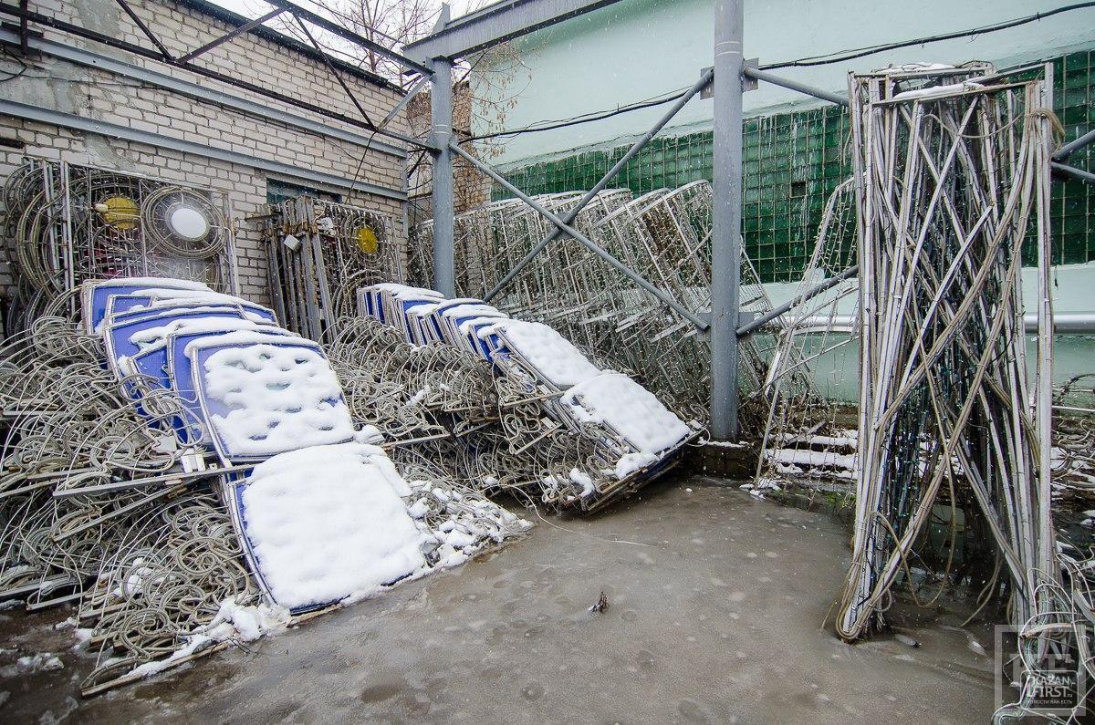 Главными проблемами наружного освещения в Казани по-прежнему остаются поселки и отсутствие единой автоматической системы