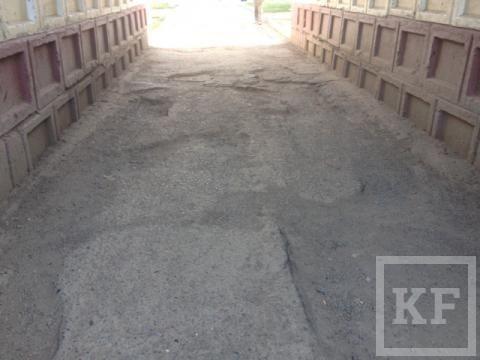 Жители Нижнекамска пожаловались в «Народный контроль» на плохие дороги и освещение