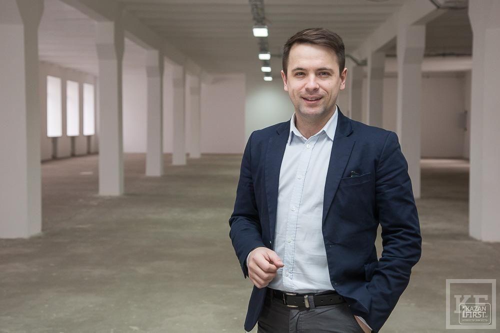 Михаил Егошин: «В миллионной Казани есть множество креативных инициатив и команд, но нет креативного кластера для их развития. Мы решили его открыть»